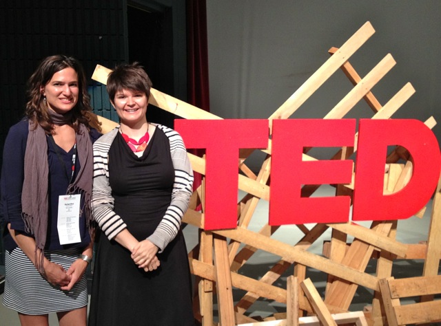 Tips for giving great presentations: my experience as a TEDx speaker coach