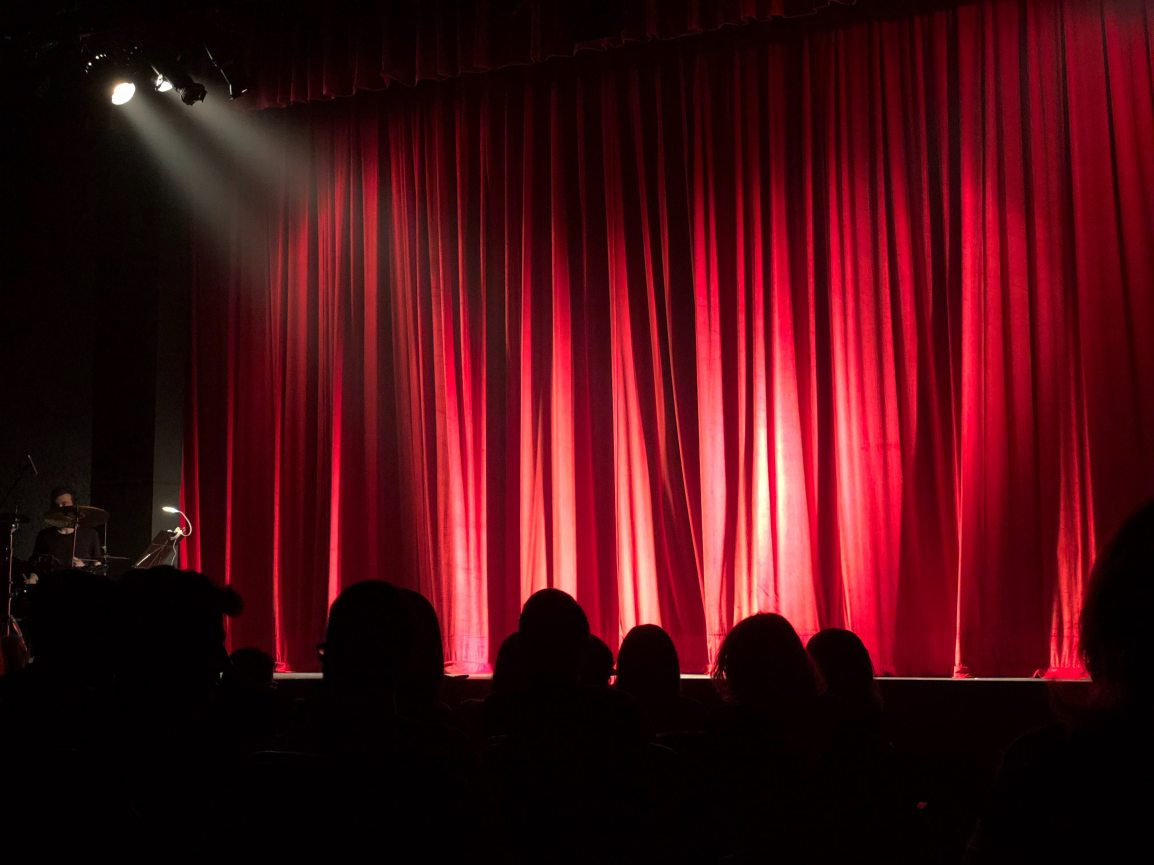 Be a good audience member, not just a good speaker