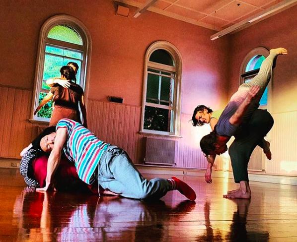 What is the link between dance andspeaking?